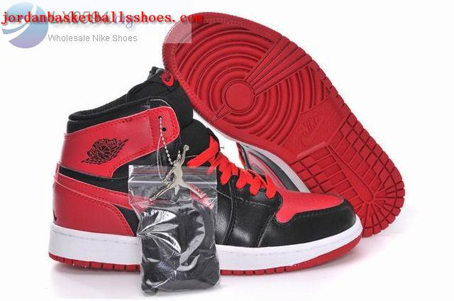 Sale Air Jordans 1 Retro black red white Shoes On 1TOPJORDAN