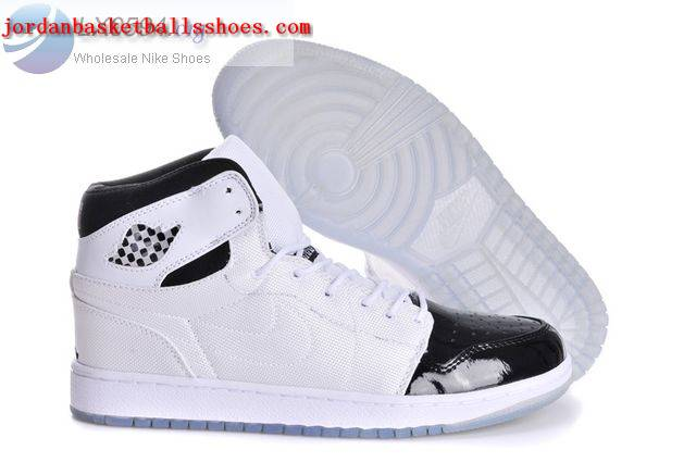 Sale Air Jordans 1 Retro 95 White Black Shoes On 1TOPJORDAN