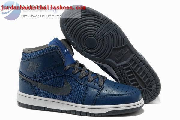 Sale Mens Air Jordans 1 phat blue grey for sale Shoes On 1TOPJORDAN