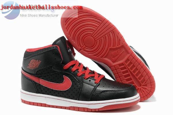 low priced 51c4a e95a0 Sale Jordan 1 phat black red basketball sneakers Shoes On 1TOPJORDAN