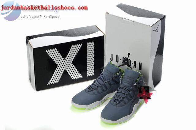 Sale Grey Air Jordans 10 mens basketball sneakers Shoes On 1TOPJORDAN