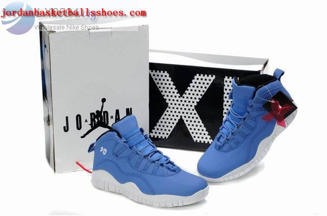 Sale Blue Retro Air Jordans 10 for cheap Shoes On 1TOPJORDAN