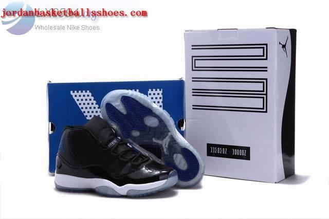 Sale Jordan retro 11 Black white men's sneakers Shoes On 1TOPJORDAN