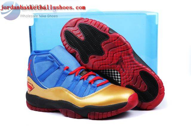 a03ffd6ff876 ... Sale Air Jordans 11 Retro Man of Steel Superman Shoes On 1TOPJORDAN ...