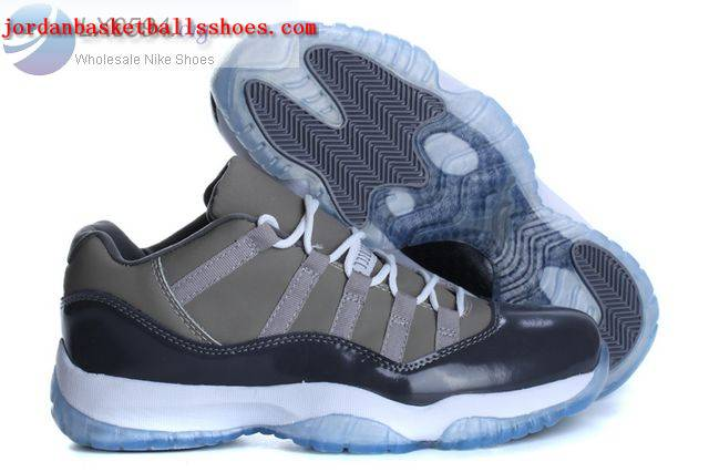 Sale Air Jordans 11 Low Cool Grey Shoes On 1TOPJORDAN