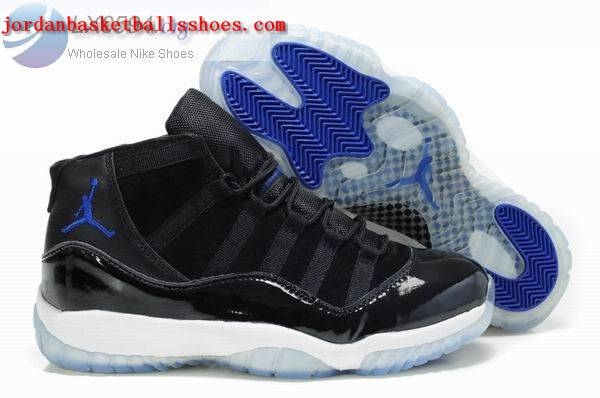 Sale Jordan retro 11 black white men's basketball sneakers Shoes On 1TOPJORDAN