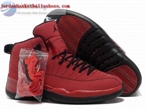 Sale Air Jordans 12 Retro All red Shoes On 1TOPJORDAN