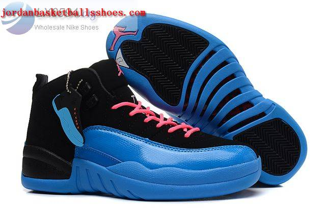 Sale Air Jordans 12 Women Gamma Blue Shoes On 1TOPJORDAN