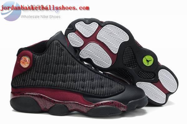 Sale Air Jordans 13 Retro black brown Shoes On 1TOPJORDAN