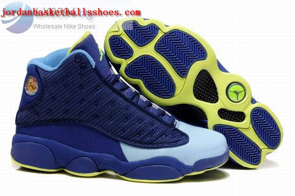 Sale Air Jordans 13 Retro blue Shoes On 1TOPJORDAN
