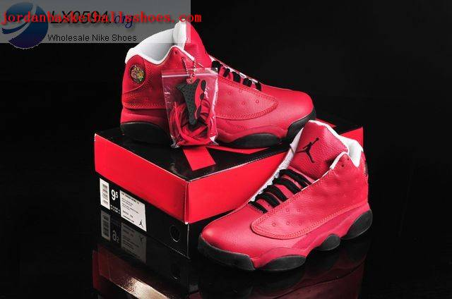 Sale Air Jordans 13 Retro red and black Shoes On 1TOPJORDAN