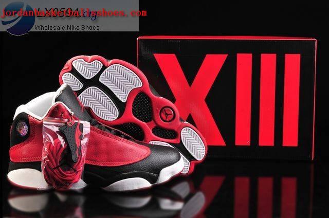Sale Air Jordans 13 Retro red black Shoes On 1TOPJORDAN