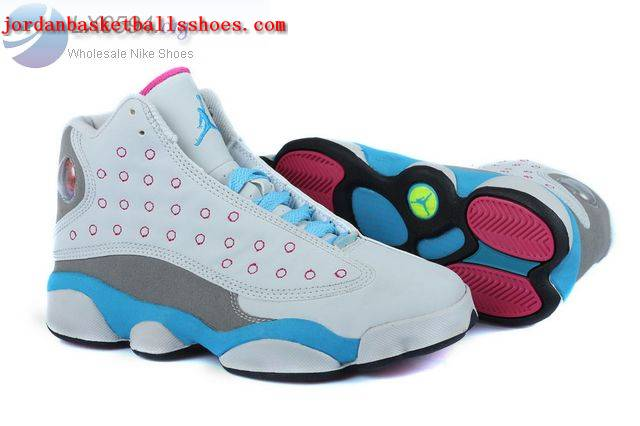 Sale Air Jordans 13 GS Miami Vice Women Shoes On 1TOPJORDAN
