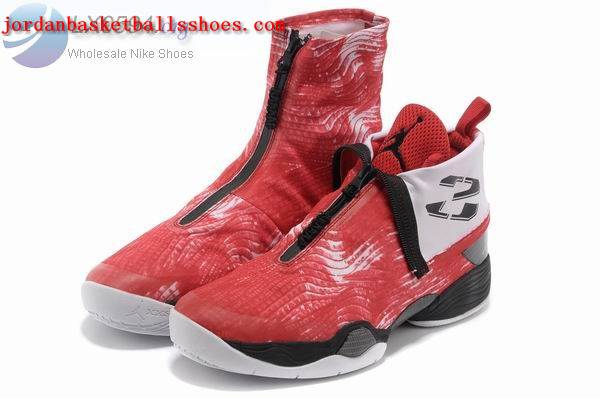 Sale Air Jordans 28 retro red black Shoes On 1TOPJORDAN