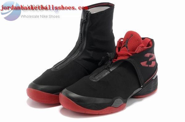 Sale Air Jordans 28 retro black red Shoes On 1TOPJORDAN