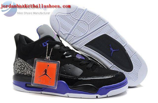 Sale Air Jordans 3 Retro black blue Shoes On 1TOPJORDAN