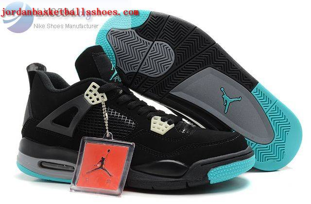 Sale Air Jordans 4 Retro black Shoes On 1TOPJORDAN