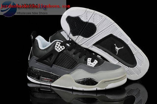Sale Air Jordans 4 Fear Pack Womens Shoes On 1TOPJORDAN