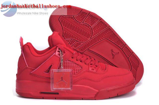Sale Air Jordans 4 Red October Womens Shoes On 1TOPJORDAN