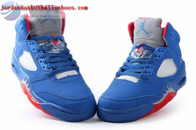 Sale Air Jordans 5 CP3 Blue Shoes On 1TOPJORDAN