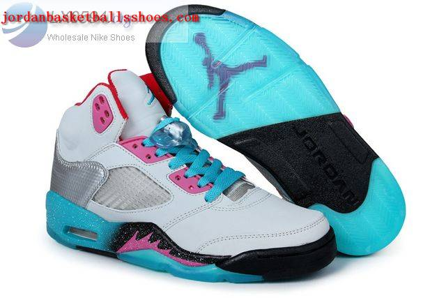 Sale Air Jordans 5 Retro Miami Vice Shoes On 1TOPJORDAN
