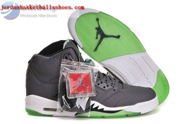 Sale Air Jordans 5 Retro Grey Shoes On 1TOPJORDAN