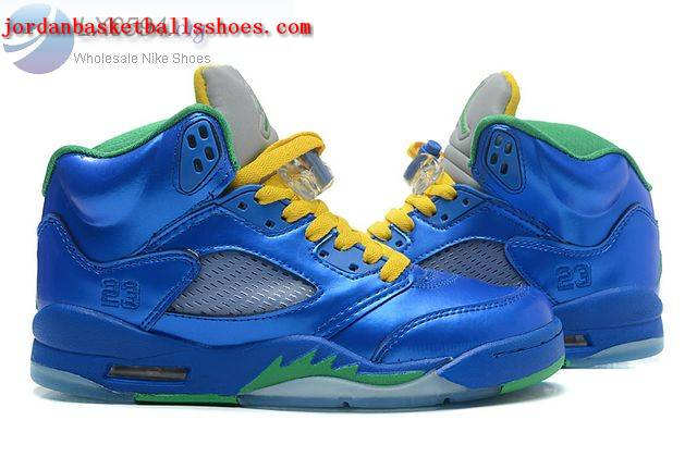 Sale Air Jordans 5 Easter Metallic Blue Shoes On 1TOPJORDAN