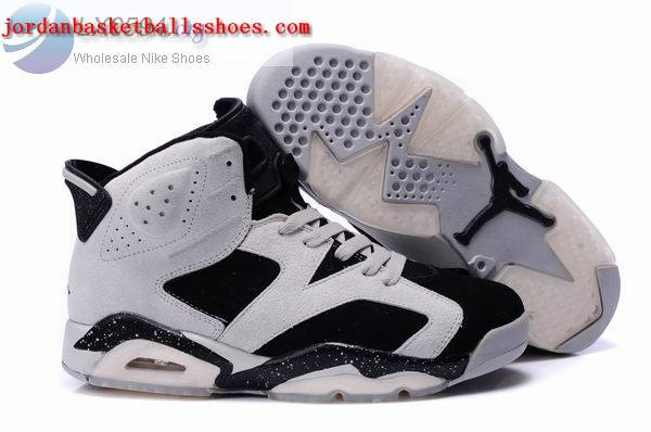 Sale Air Jordans 6 Retro white black Shoes On 1TOPJORDAN