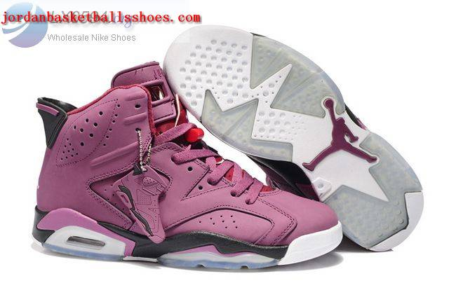 Sale Air Jordans 6 Retro pink black Shoes On 1TOPJORDAN