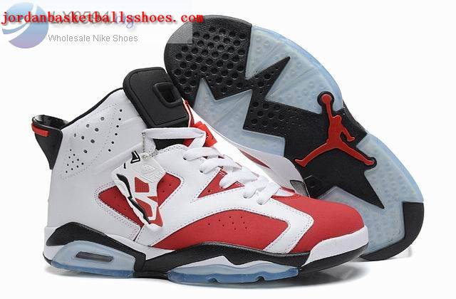Sale Air Jordans 6 Retro Carmine Shoes On 1TOPJORDAN