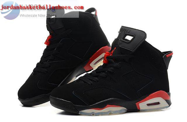 Sale Air jordan 6 Bred Womens Black Infrared Shoes On 1TOPJORDAN