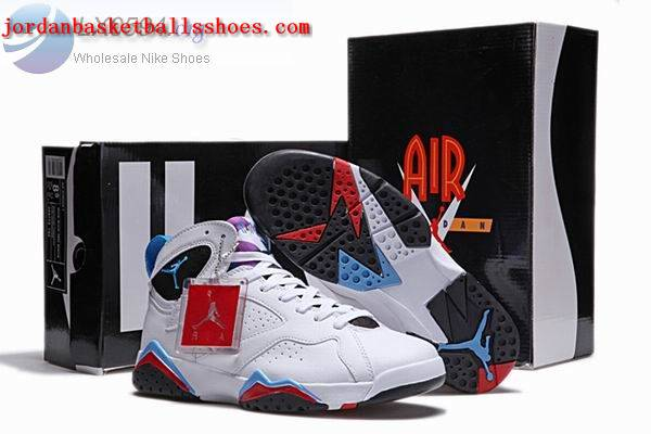 Sale Air Jordans 7 Retro White Shoes On 1TOPJORDAN