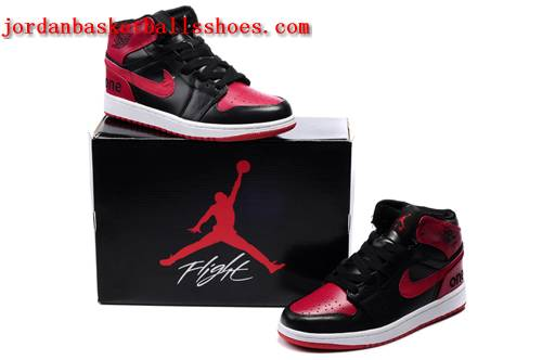 Sale Air Jordans 1 retro black red white one world Shoes On 1TOPJORDAN