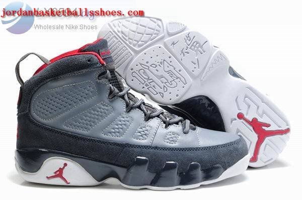 Sale Air Jordans 9 Retro grey Shoes On 1TOPJORDAN