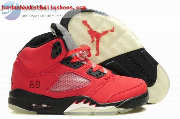 Sale Air Jordans 5 Big Size US 14 15 fire red black Shoes On 1TOPJORDAN