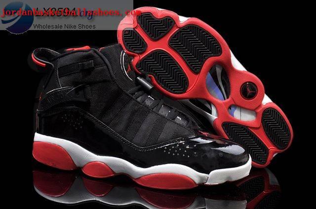 Sale Air Jordans 6 Rings Bred Shoes On 1TOPJORDAN