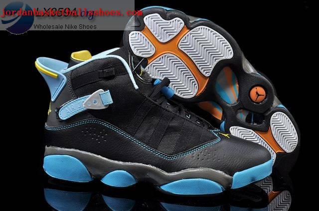 Sale Air Jordans 6 Rings Gamma Blue Shoes On 1TOPJORDAN
