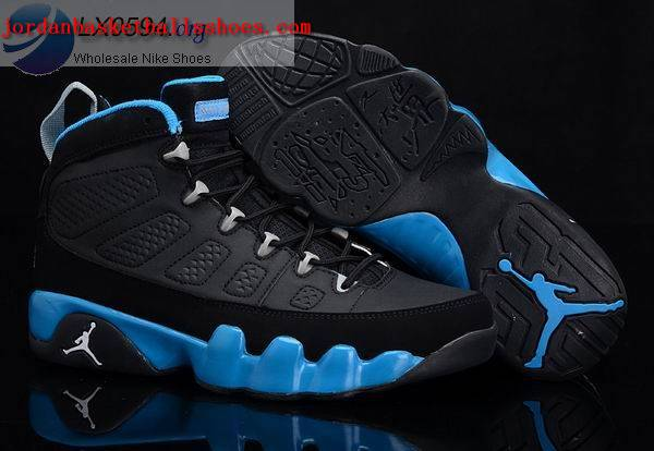 Sale Air Jordans 9 slim jenkins black blue Shoes On 1TOPJORDAN