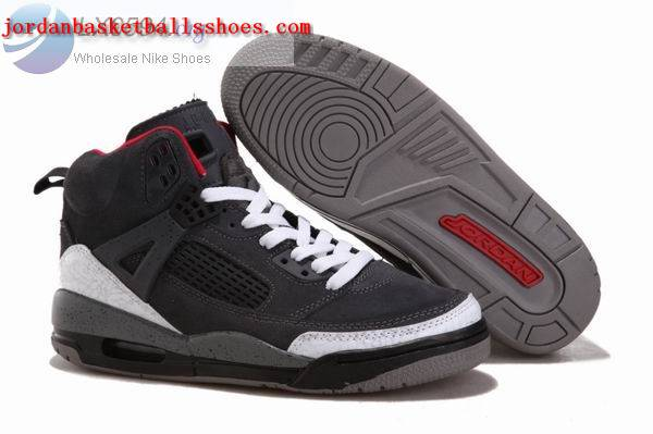 Sale Air Jordans Spizike grey white Shoes On 1TOPJORDAN