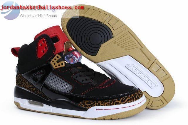 Sale Air Jordans Spizike black Shoes On 1TOPJORDAN
