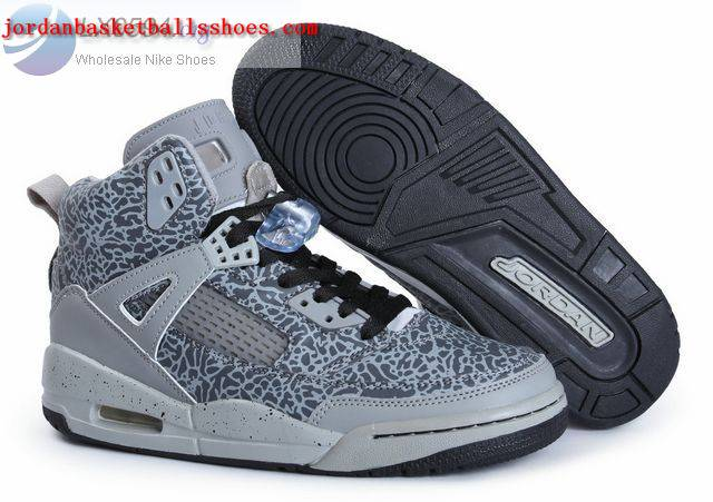 Sale Air Jordans Spizike grey cement Shoes On 1TOPJORDAN