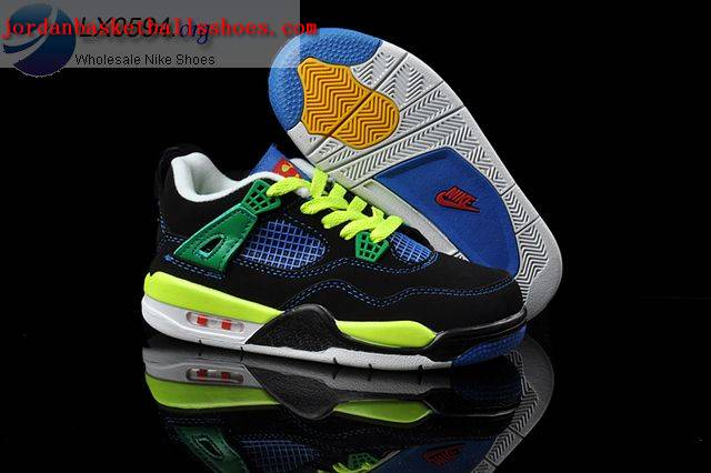 Sale Air Jordans 4 Kids Superman Shoes Shoes On 1TOPJORDAN