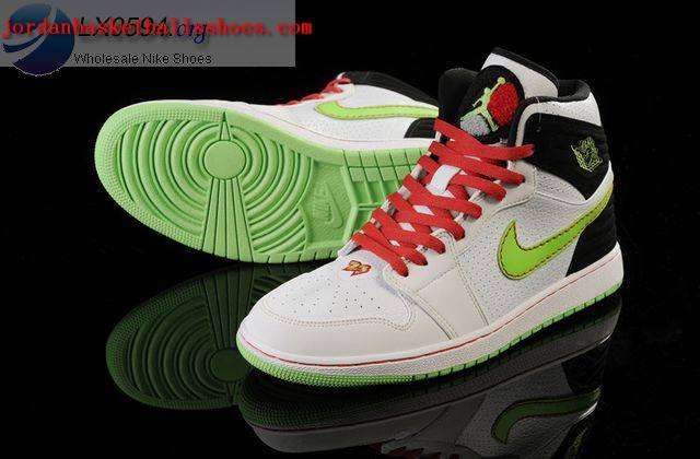 jordan 1 Electric Green