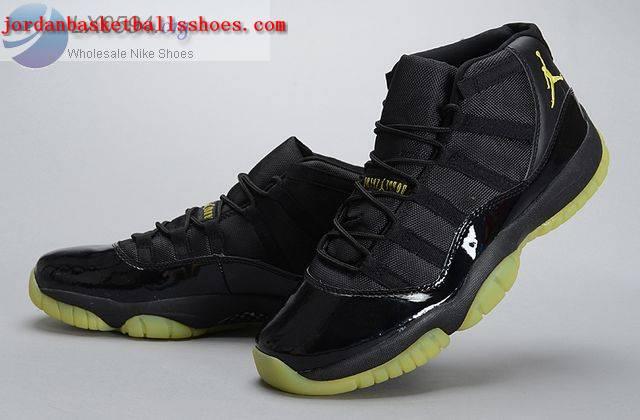 Air Jordan 11 Black Gold