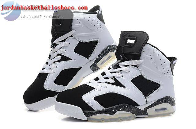 air jordan retro 6 oreo youth