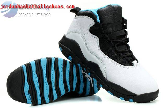 Jordan 10 Powder Blue