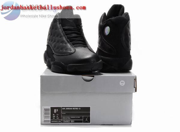 953e94cbeaa Sale Air Jordans 13 Women all black Shoes On 1TOPJORDAN  NAJB-04717 ...