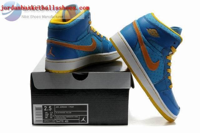 Yellow Jordans For Girls Sale Girls Air Jordans 1 Phat